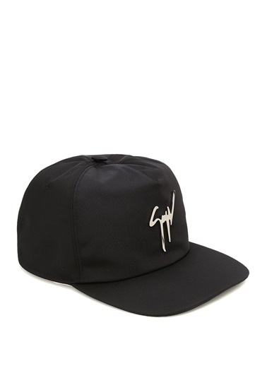Giuseppe Zanotti Şapka Siyah